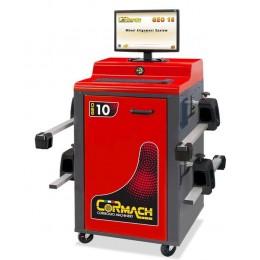 Компьютерный CCD стенд развал схождения Cormach Geo 10