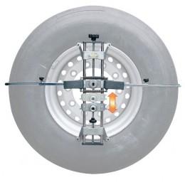 Захваты колёсные 4-х точечные STDA48E до 28
