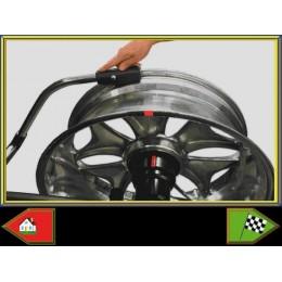Многофункциональное устройство ввода ширины колеса, коррекция эксцентричности
