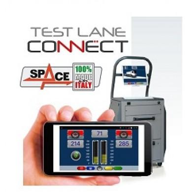 TEST LINE CONNECT функция передачи данных на смартфон STDA142
