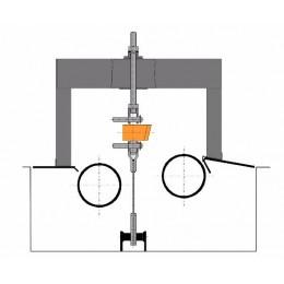 Калибровочный набор датчиков веса для грузовых тормозных стендов