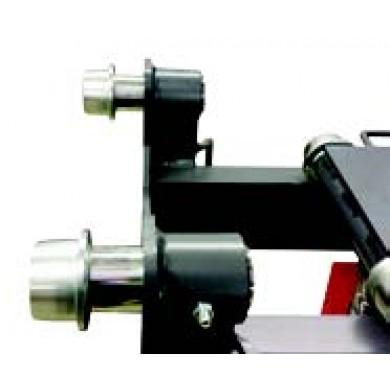 Канавный подъёмник ямный, пневмогидравлический, г/п 15,5 т. до 1100 мм