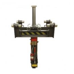 Канавный подъёмник ямный, ручное управление, г/п 15,5 т. до 920 мм
