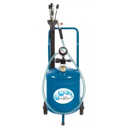 Установка для вакуумной замены масла 24 л