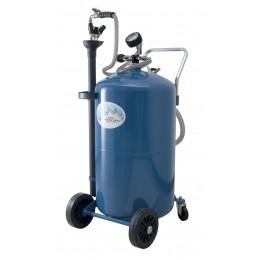 Установка для вакуумной замены масла 80 л