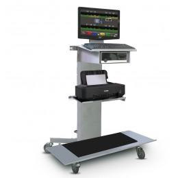 Заглубляемый стенд измерения и контроля глубины протектора шин SPWS101I