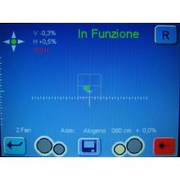 ПО Headlite 3, передачи данных на РС для приборов проверки света фар