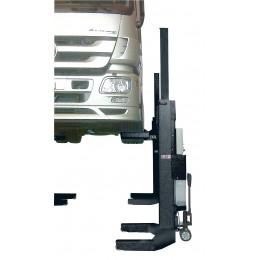 Комплект 4-х подкатных колонн г/п 5,5 т электрогидравлический