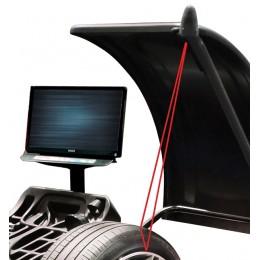 Лазерный указатель места установки груза на колесо, GAR334