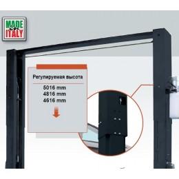Изменение общей высоты подъёмника до 5000 мм, (4900) VAR5000